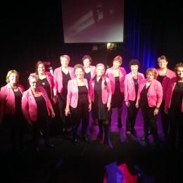 Bewitched deed mee aan optreden Hester Macrander in theater ´t Pand 10-10-2014