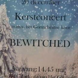 aankondiging optreden Gasthuis 20 december 2014