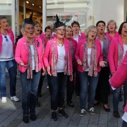 Zin om te zingen? – Workshop barbershop